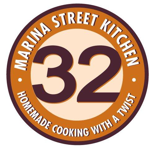 32 Marina Street Kitchen