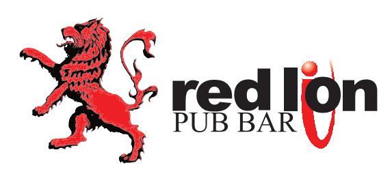Red Lion Pub Bar
