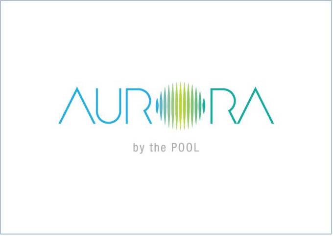 Aurora by the Pool