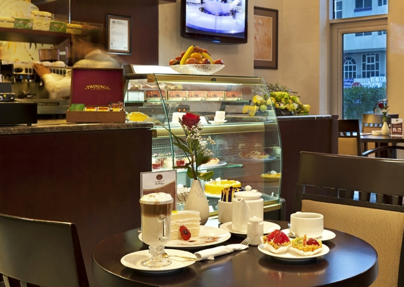 Al Multaqa Cafe